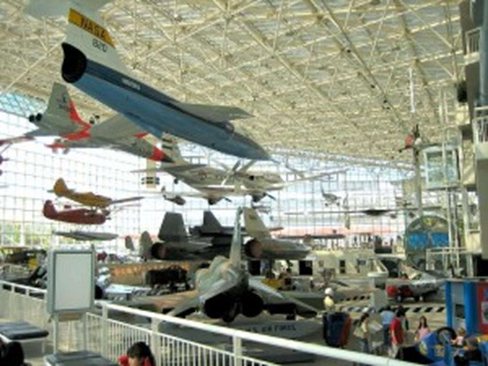 The Museum of Flight
