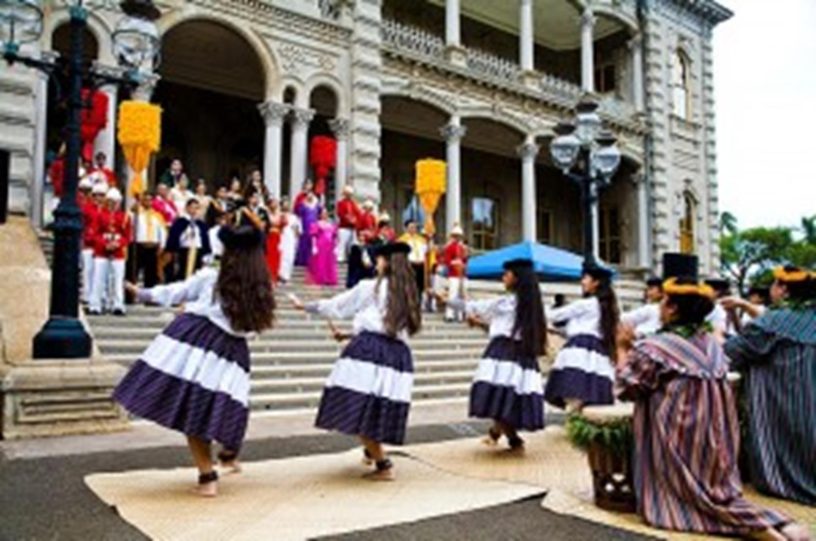 The Aloha Festival