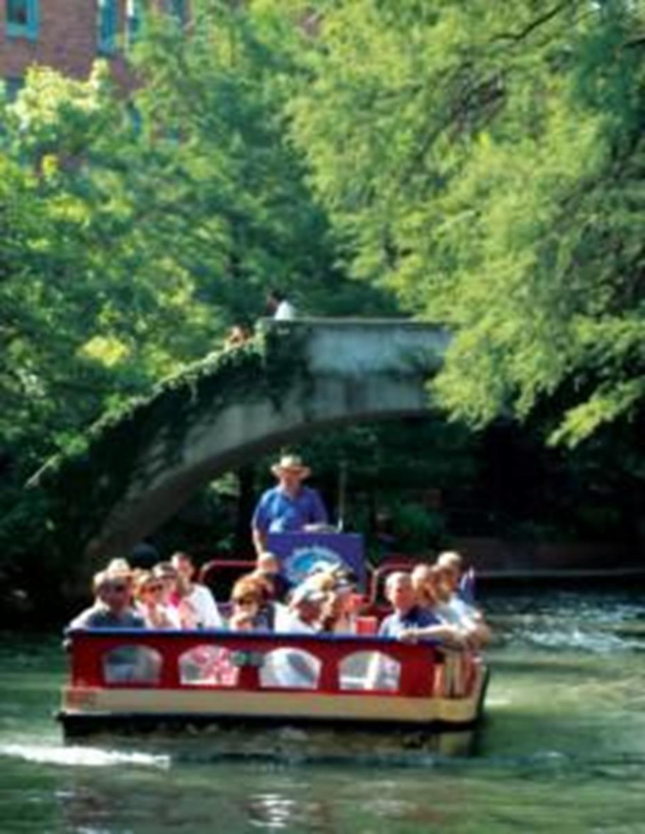 San Antonio Student Travel Attraction
