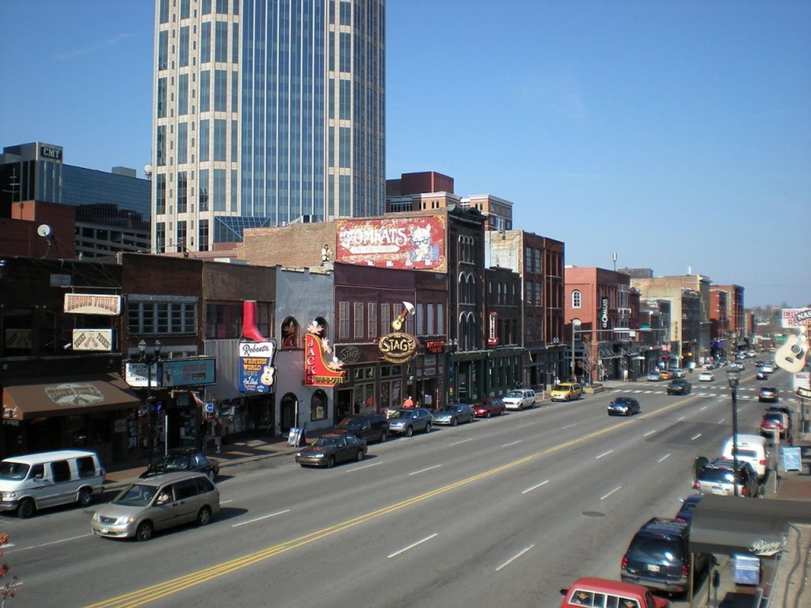 School Trips to Nashville, Music City USA