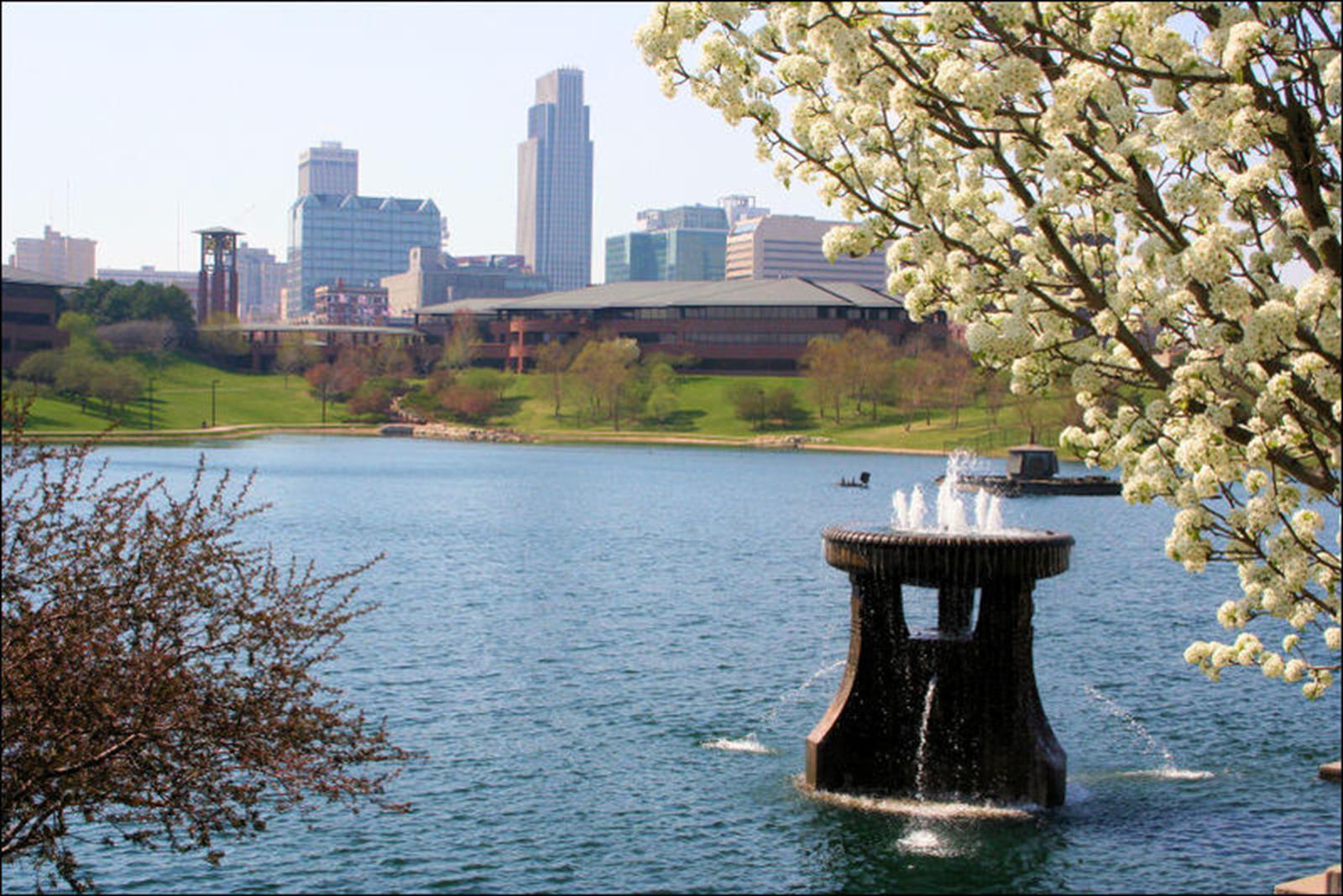 Heartland of America Park, Omaha, Nebraska