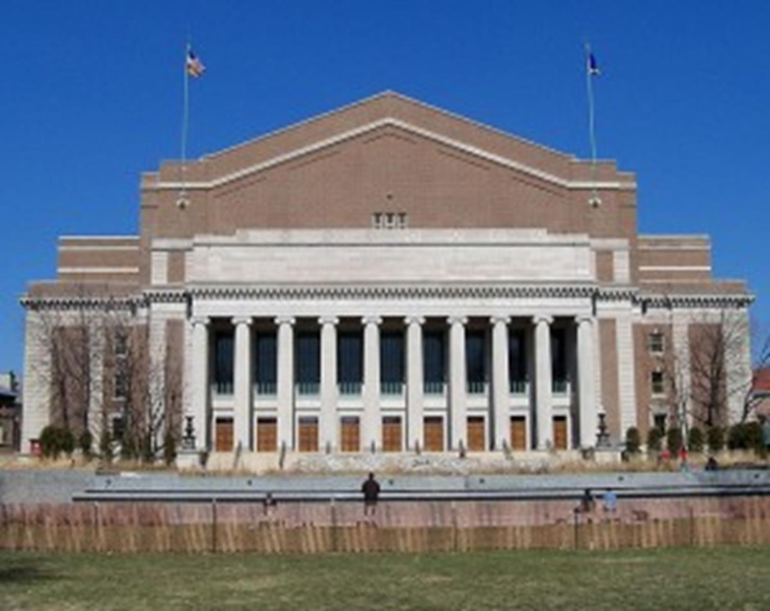 Northrup Memorial Auditorium