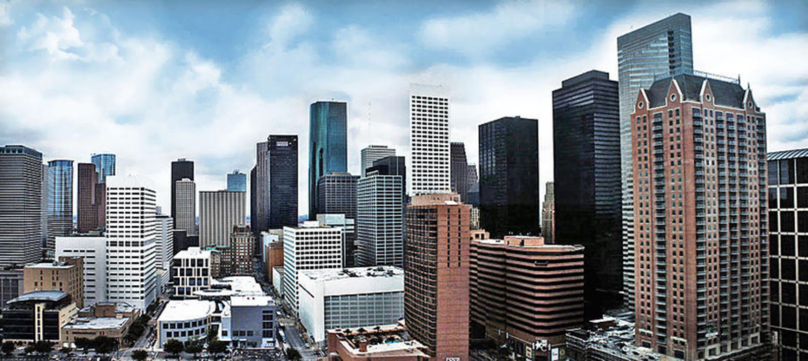 Houston, Skyline