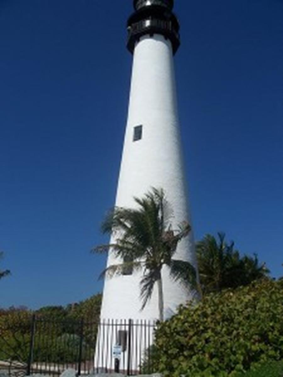 The Florida Lighthouse at Bill Baggs