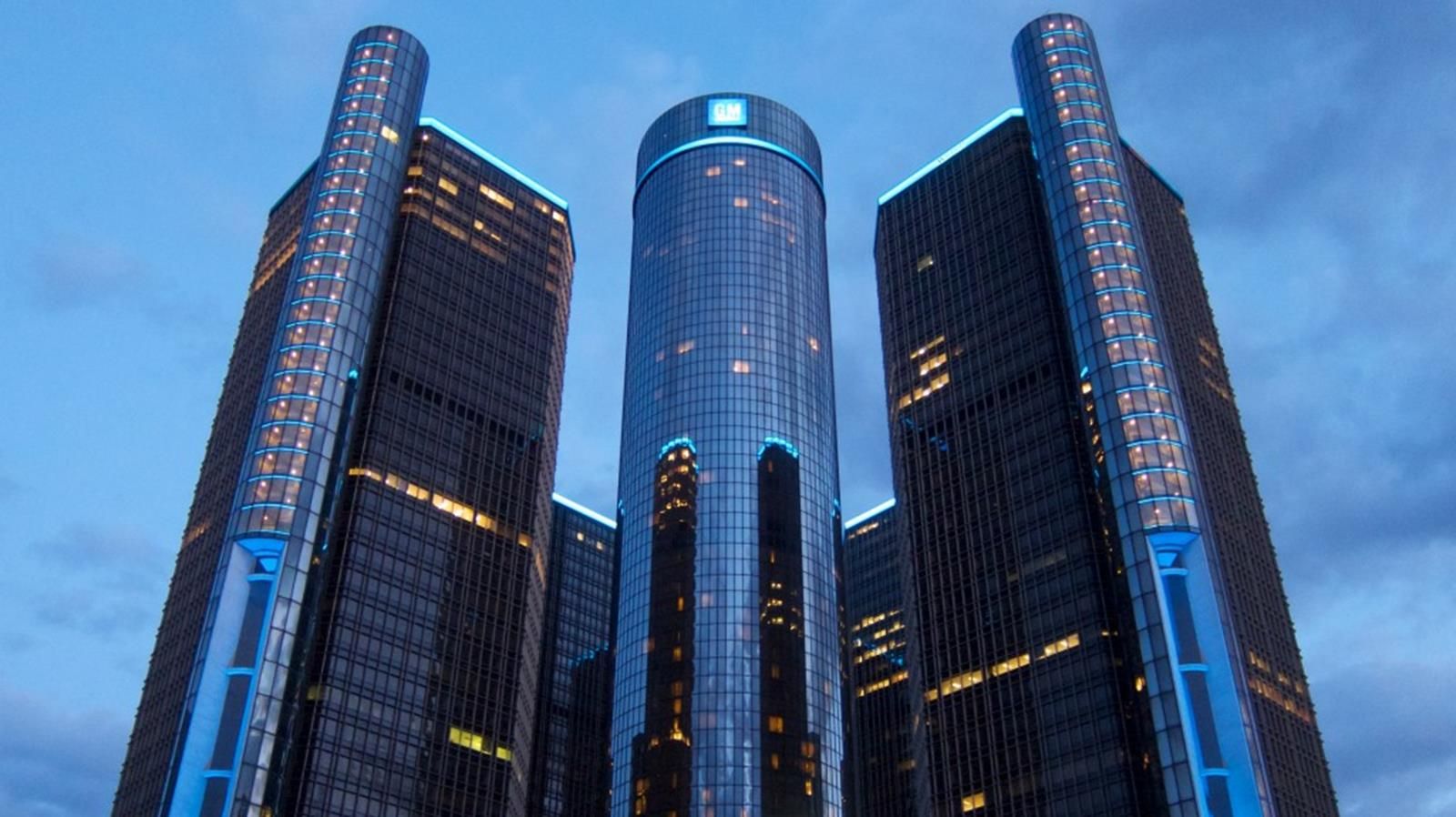General Motors Renaissance Center