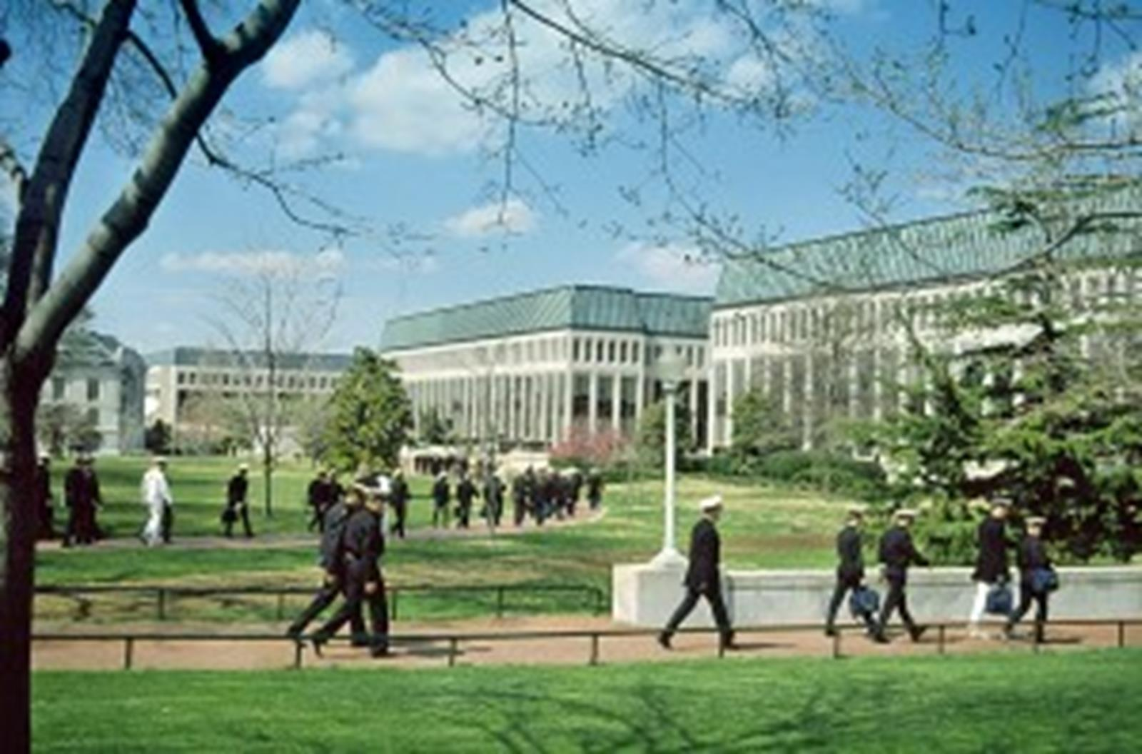 The U.S. Naval Academy Campus