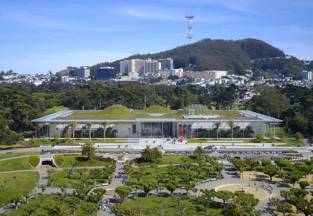 California Academy of Science Leaps into the 21st Century