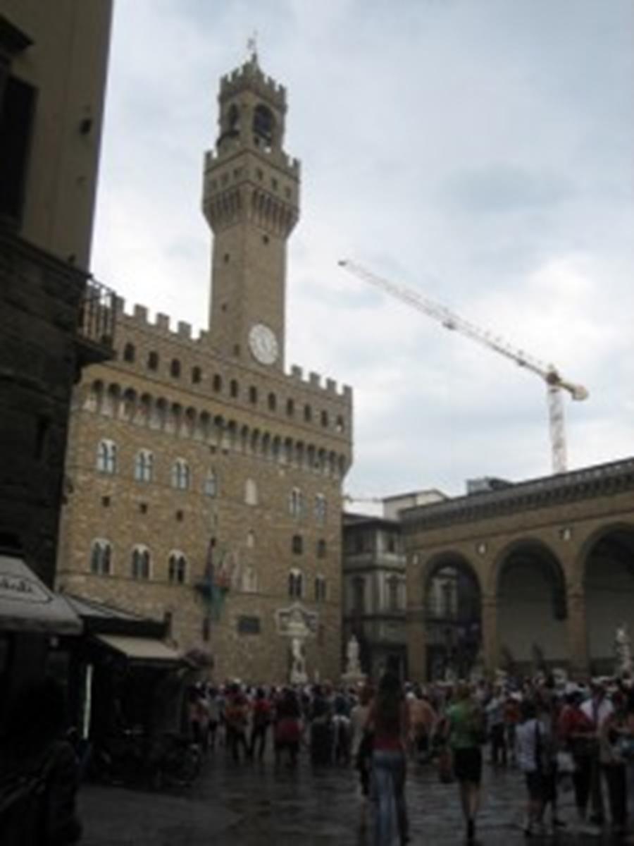 Florence's Palazzo Vecchio