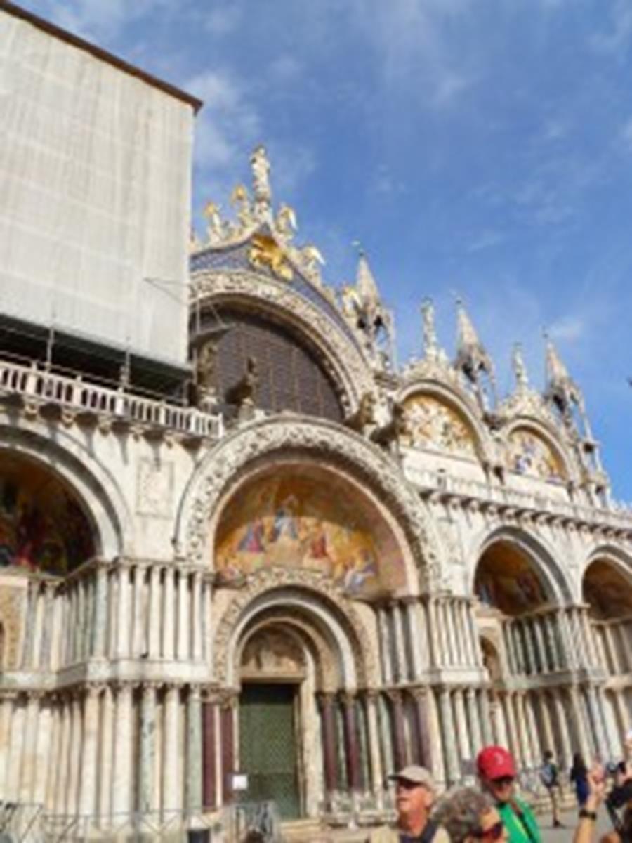Venice's St. Mark's Basilica