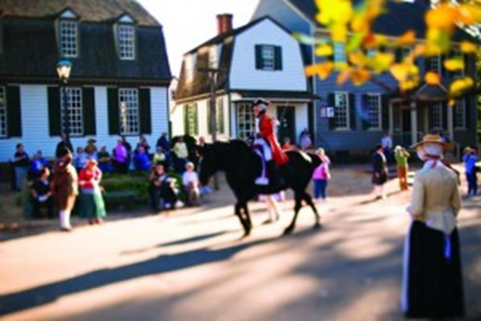 Colonial Williamsburg's Immersive and Engaging History