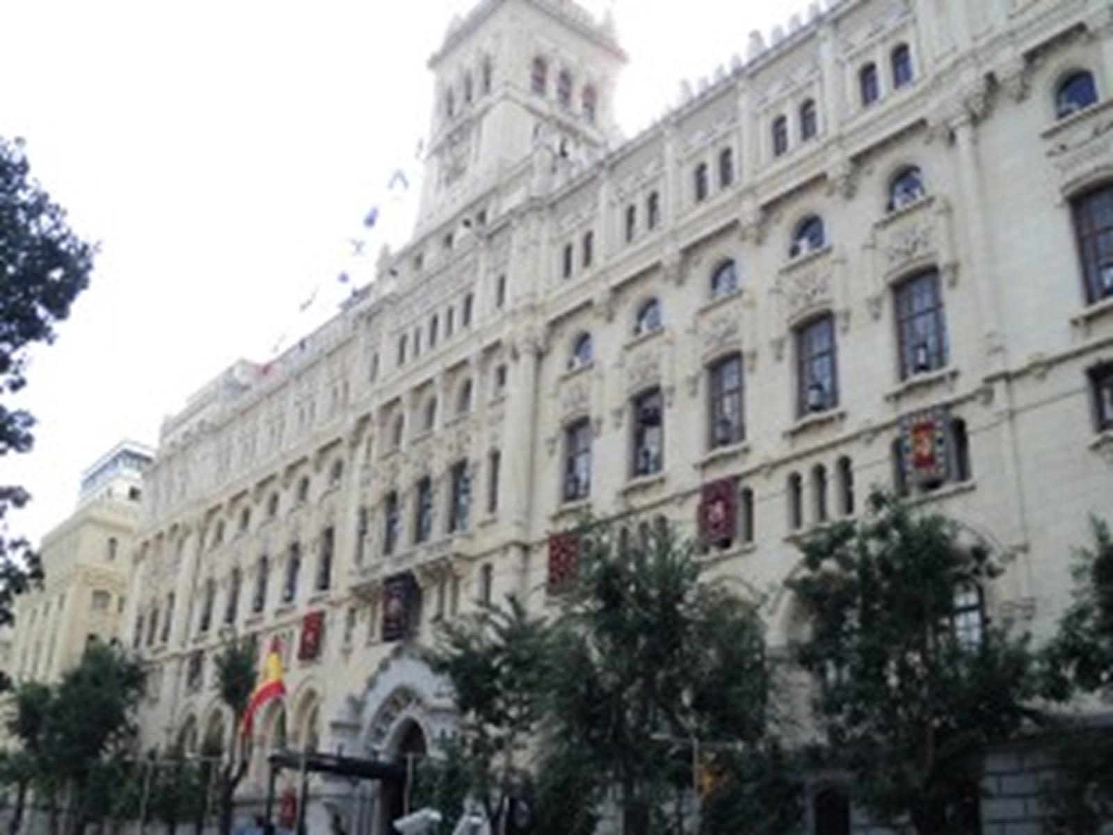 Naval Museum Madrid