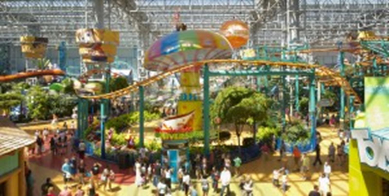 Fresh Student Activities at Mall of America