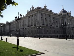 Two Good Days in Madrid