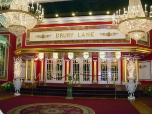 Drury Lane Theater Entrance
