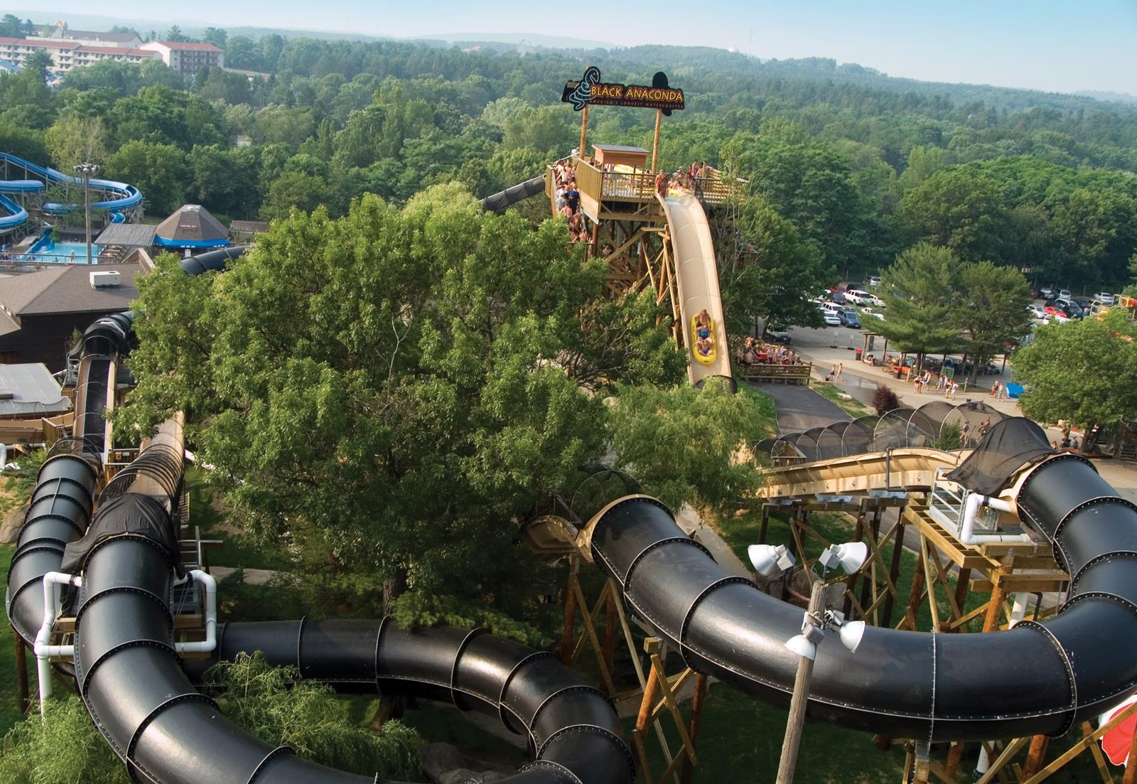 Water Parks Remain a Top Attraction for Student Groups