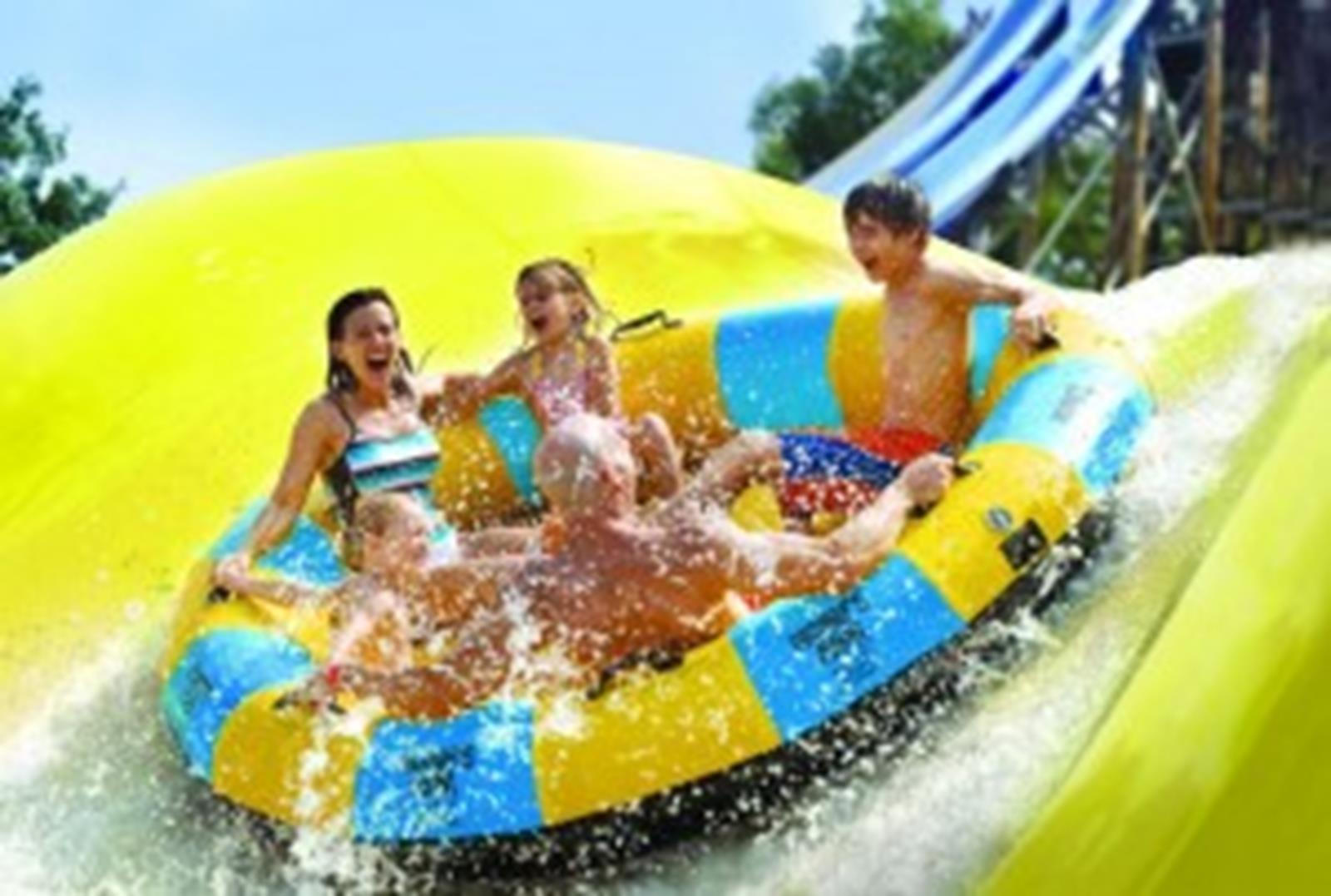 "A trip to ""The Waterpark Capital of the World!®"" wouldn't be complete without a ride on one of the areas 200+ waterslides."