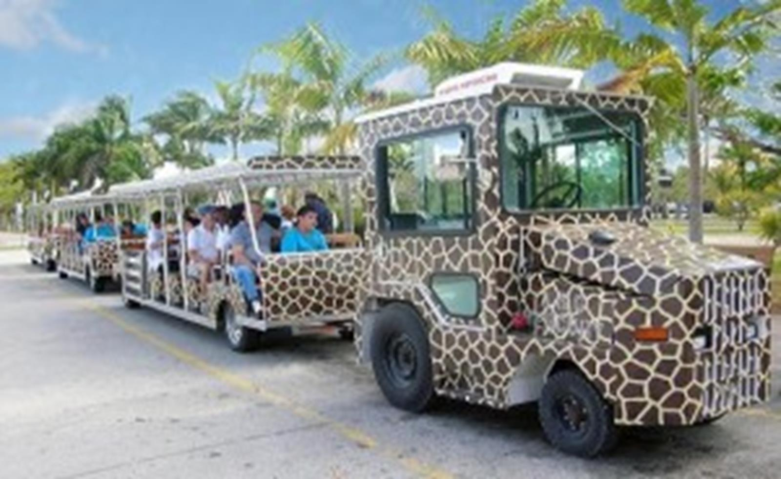 Zoo Miami Tram Tour