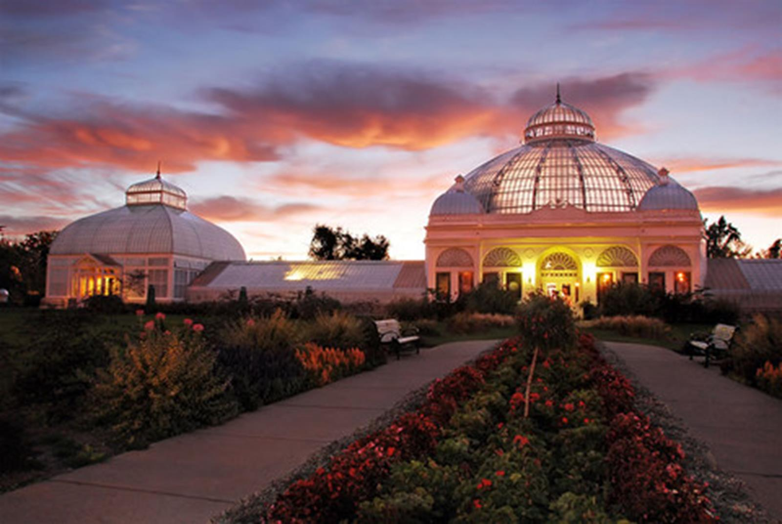 Buffalo & Erie County Botanical Gardens