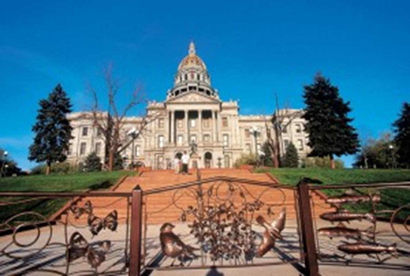 Tour the Mile High City's capitol building in Denver, Colorado. (Photo Courtesy of VISIT DENVER)