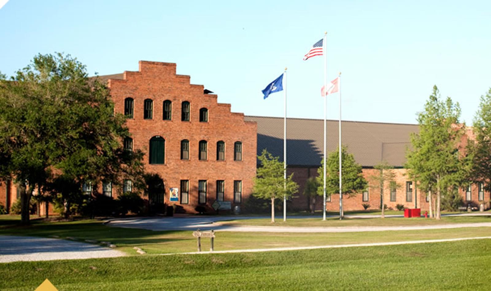 McIlhenny Company Tobasco factory Avery Island, Louisiana