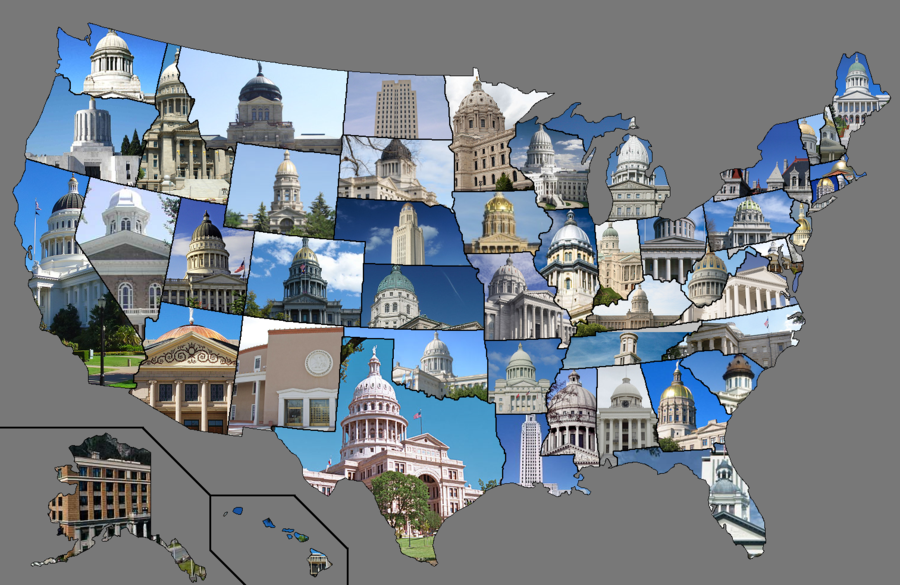 Top 10 U.S. Capitol Buildings for Student Educational Experiences