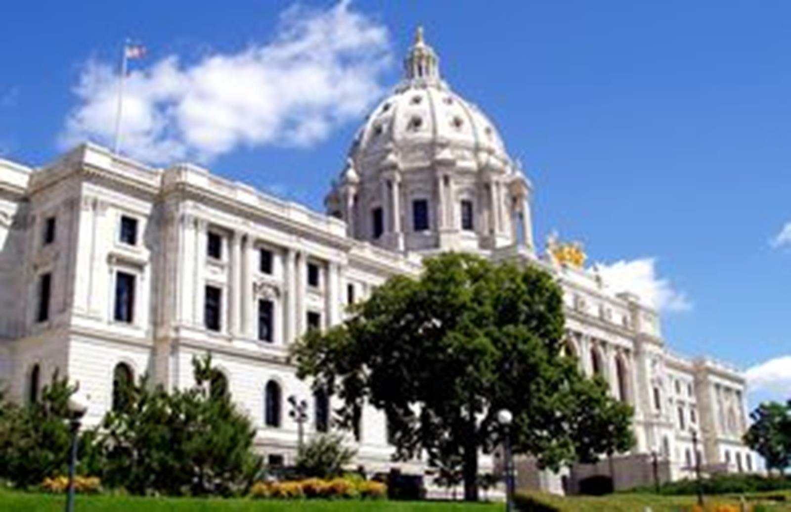 Take a specialized tour at the St. Paul, Minnesota capitol building. (Photo Courtesy of Dan Oldre)