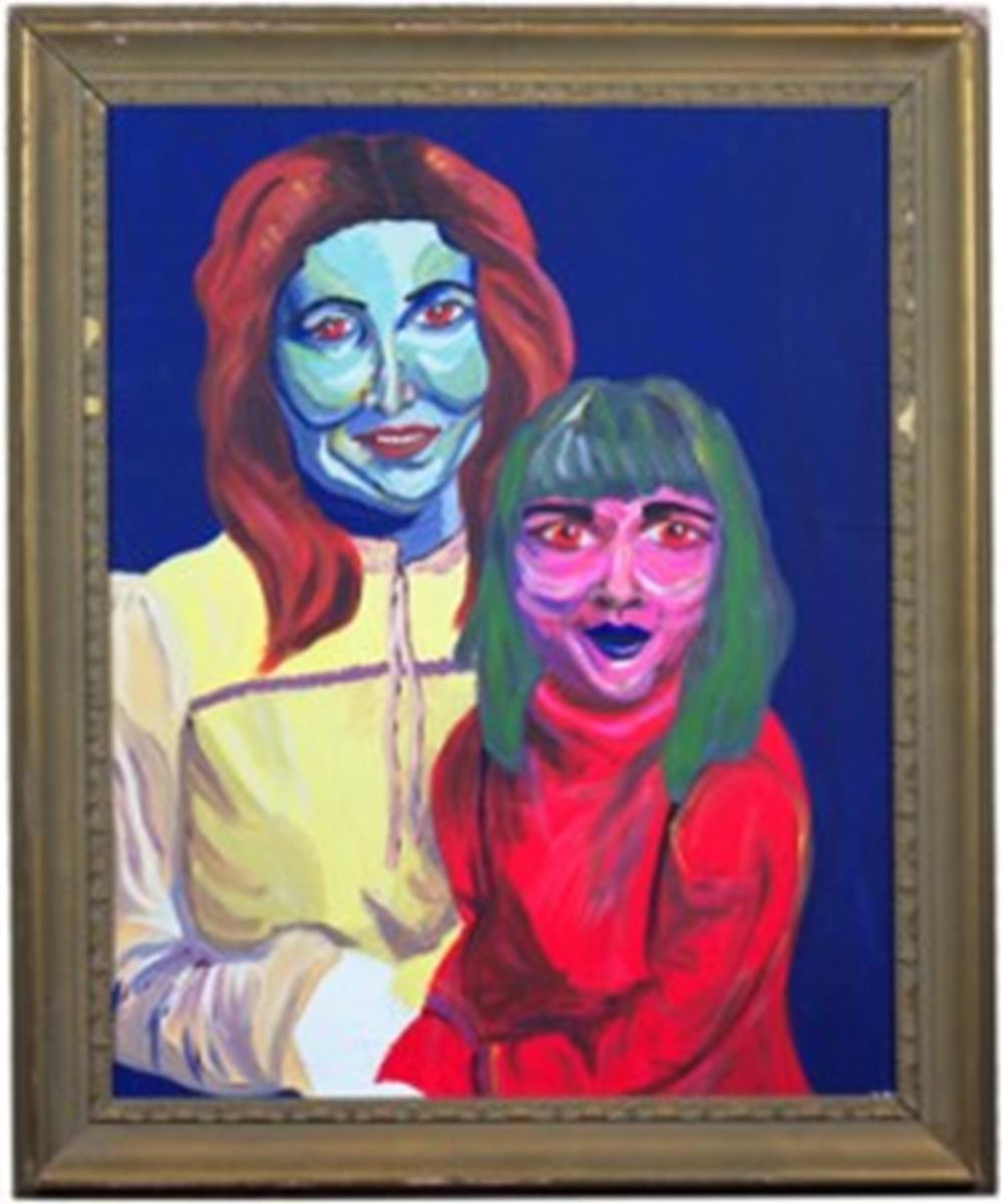 MAMA AND BABE Sarah Irani, 1995