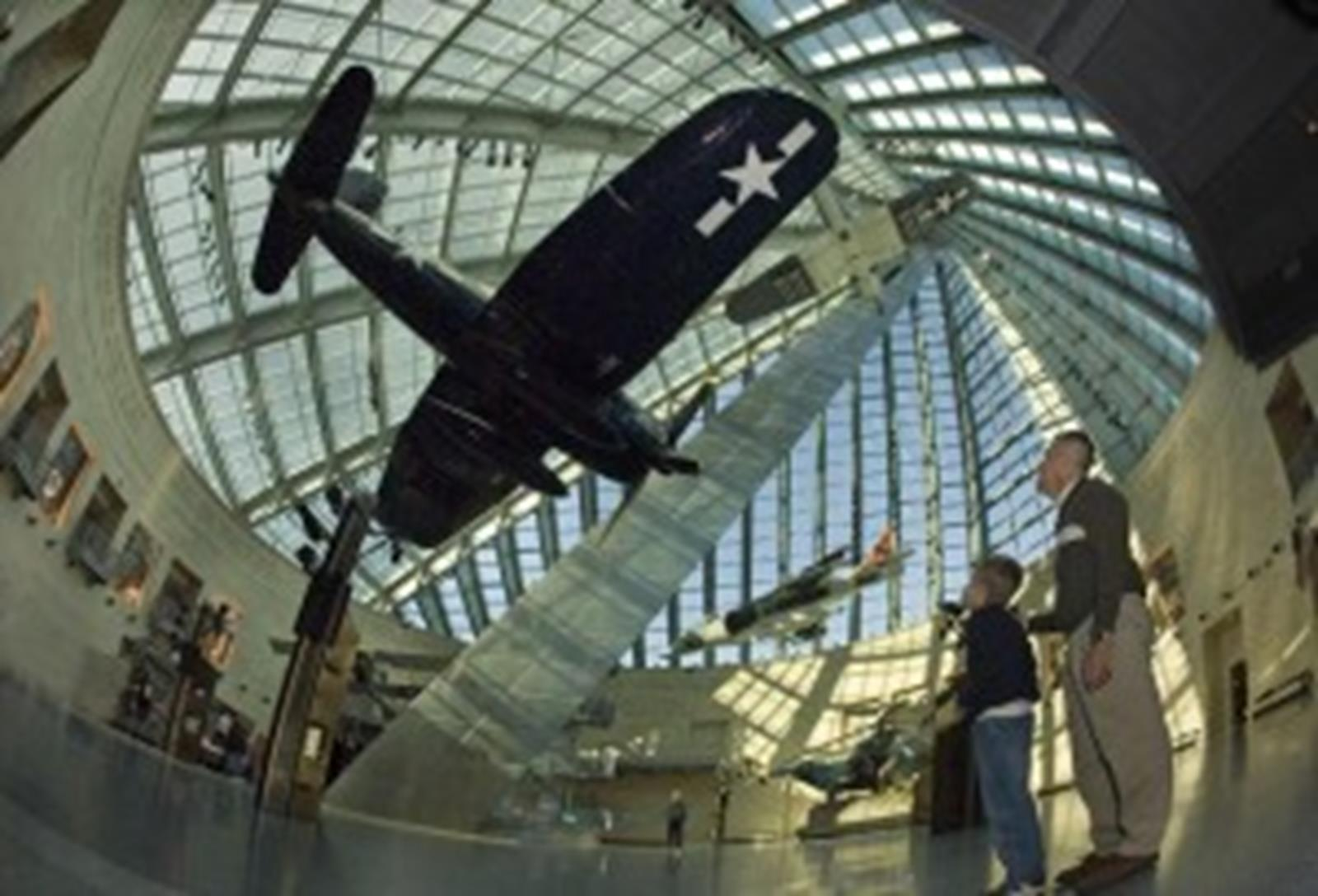 Discover what it's like to be a Marine at the National Museum of the Marine Corps