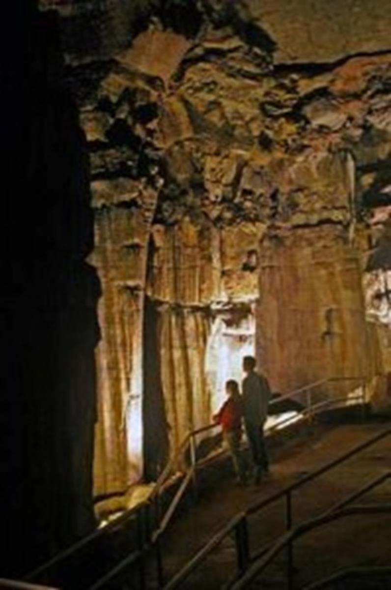 Mammoth Cave's Ruins of Karnak