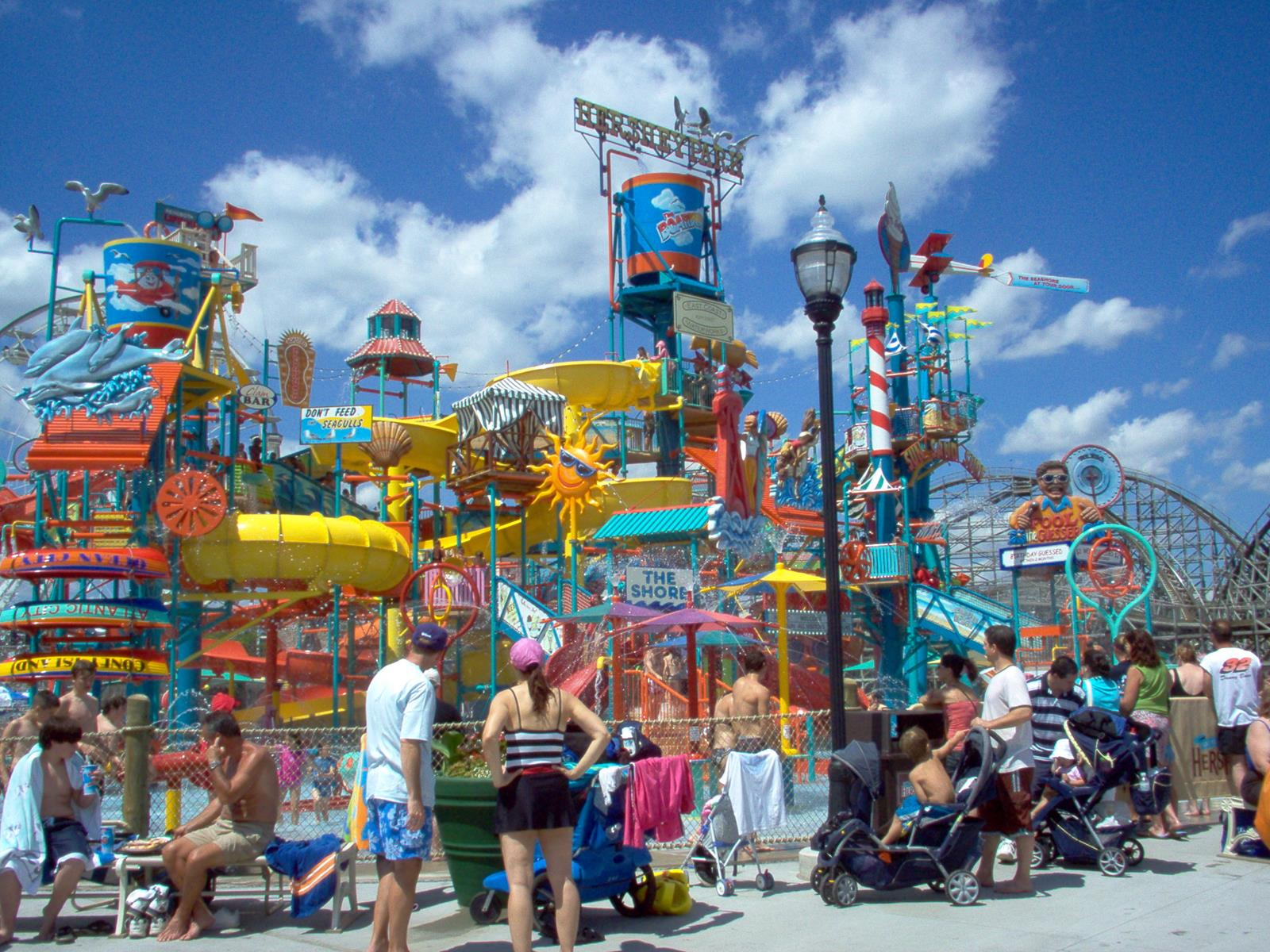 10 Top Mid Atlantic Amusement Parks And Water Parks For Student Groups
