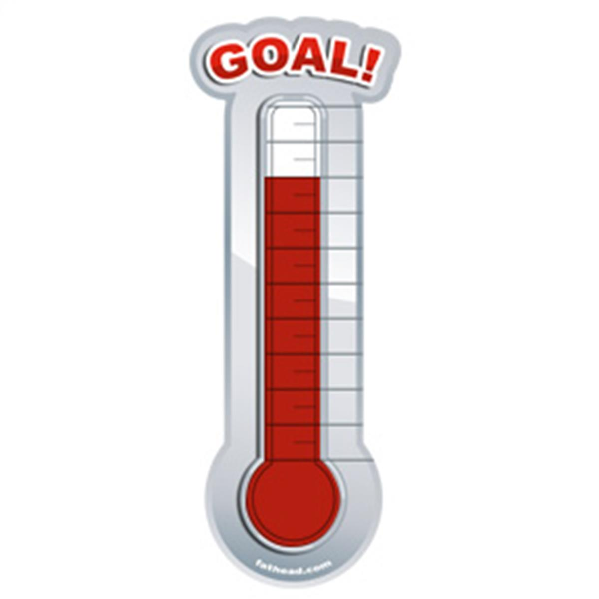 11 tips for tapping into fundraising success for Donation thermometer template