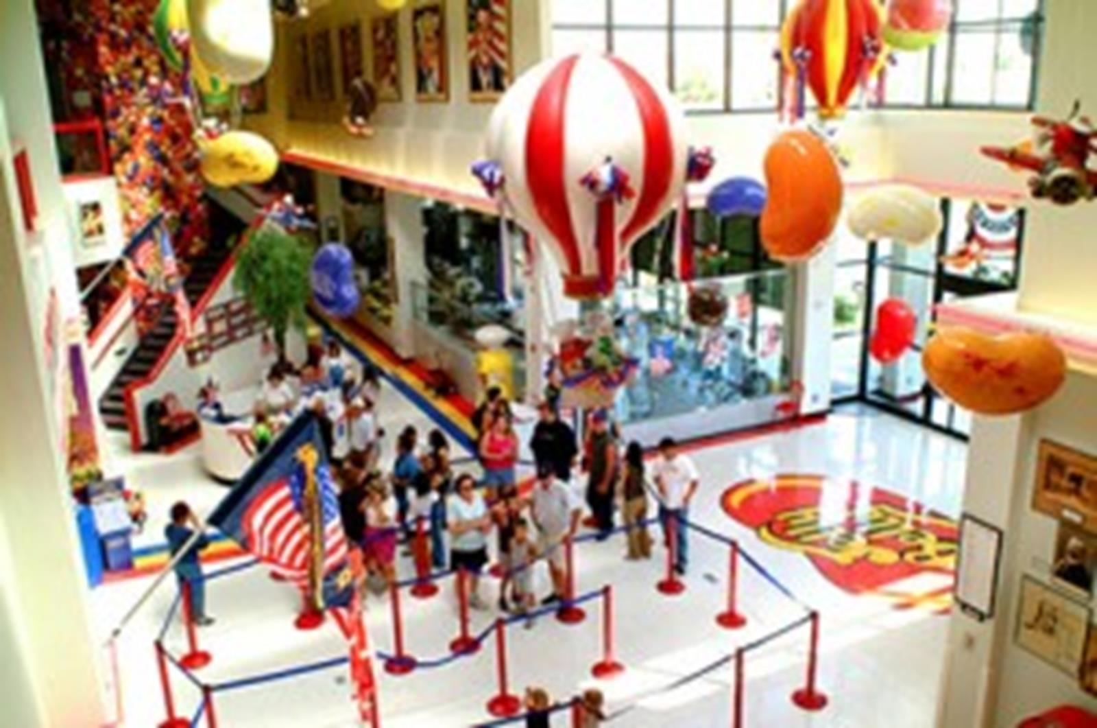 Jelly Belly, Fairfield, California