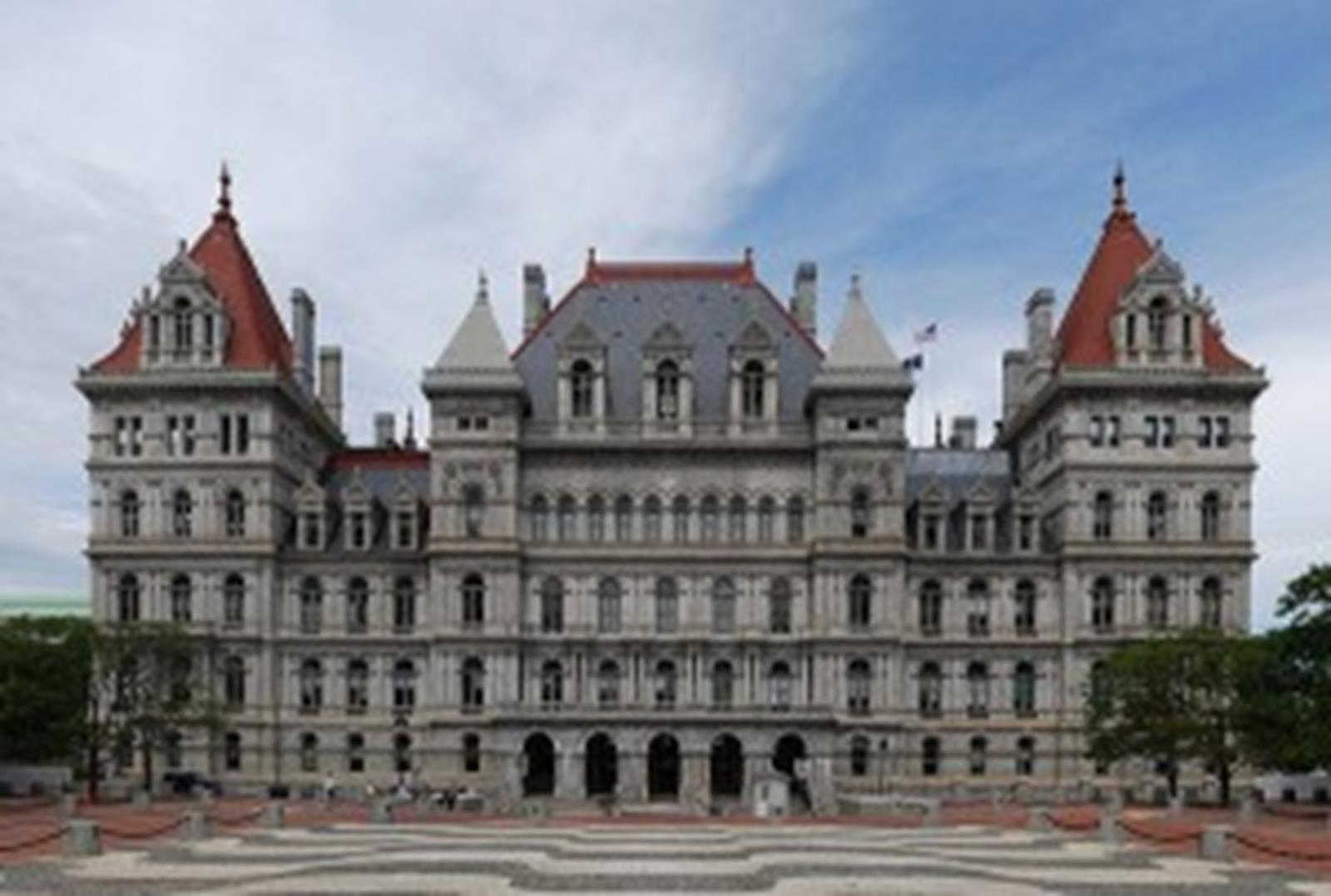 Albany, New York Capital Building