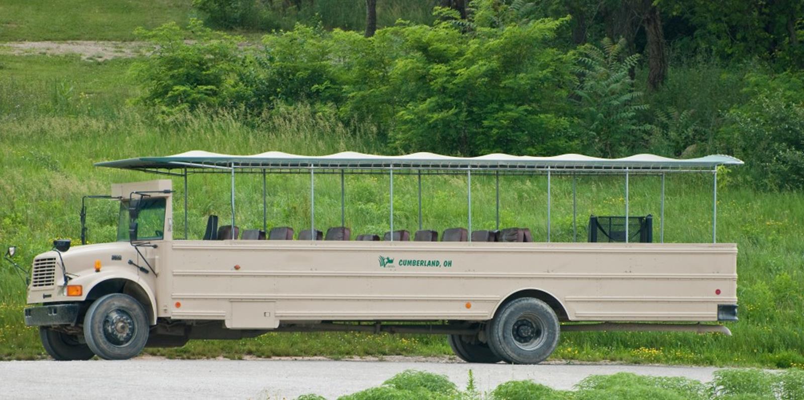 The Wilds Safari Bus
