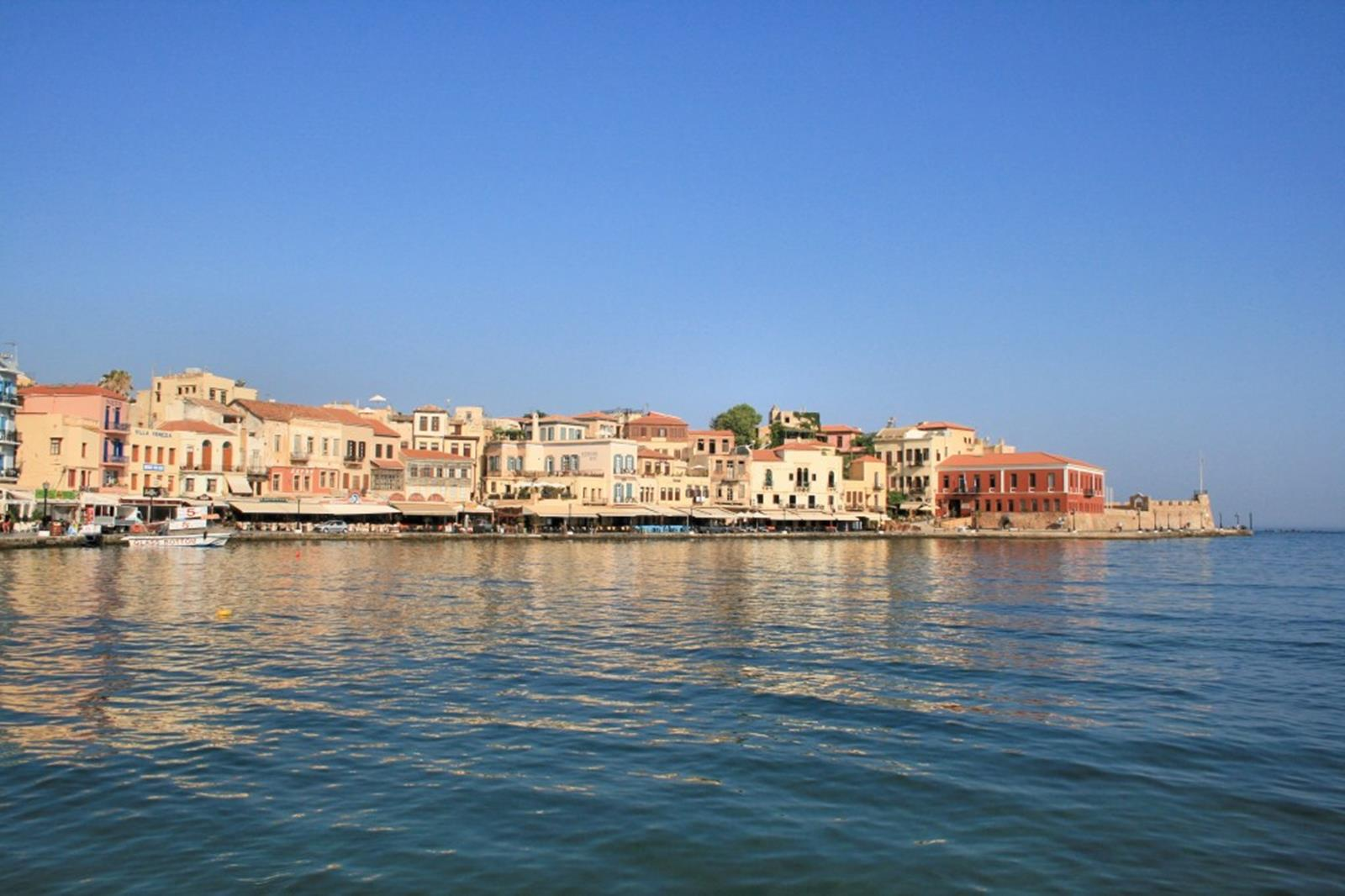 The Venetian Port at Chania