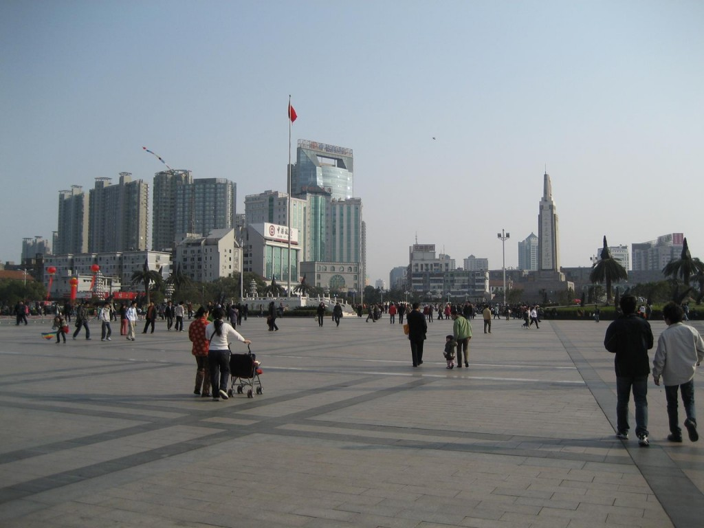 Adventure and History Await Student Groups in China