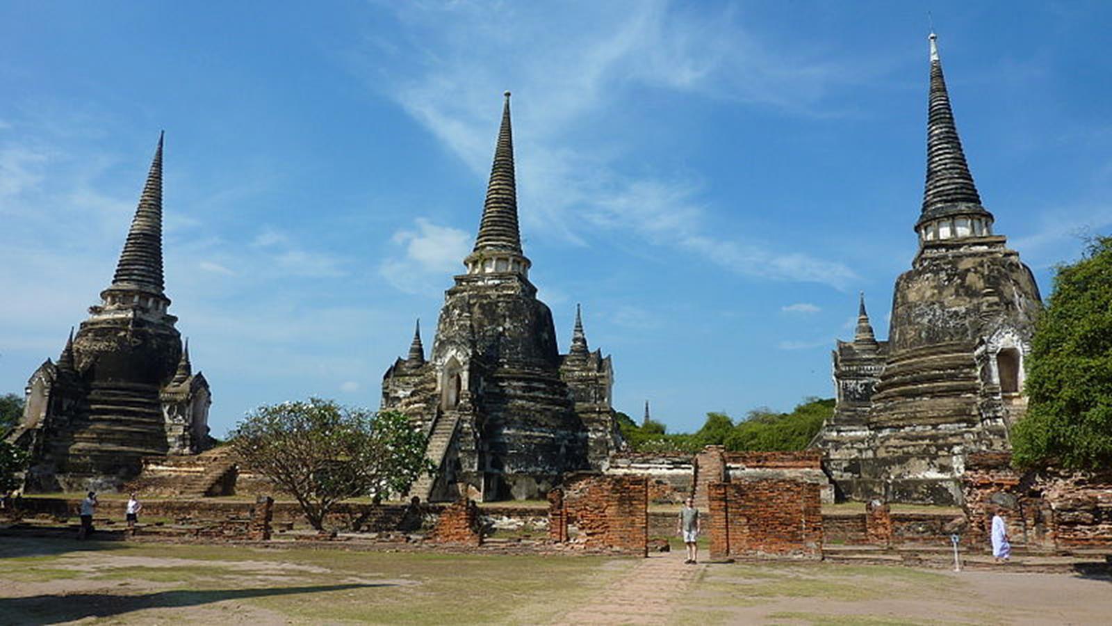 Ayutthaya Historical Park. Credit