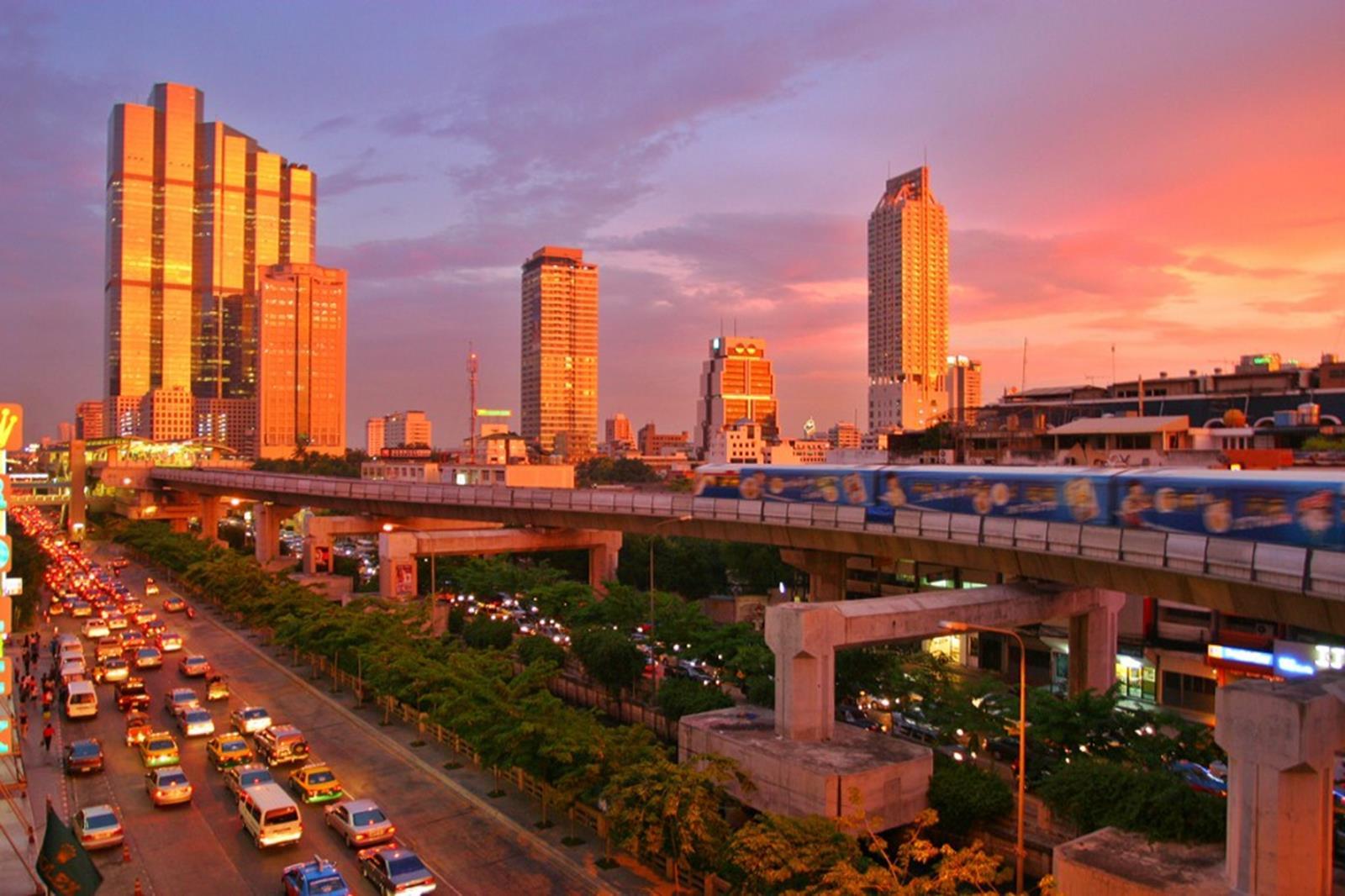 Bangkok. Credit