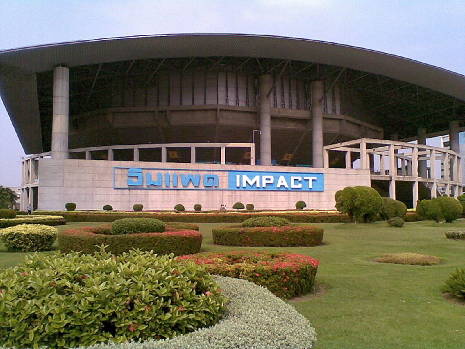 IMPACT Arena. Credit