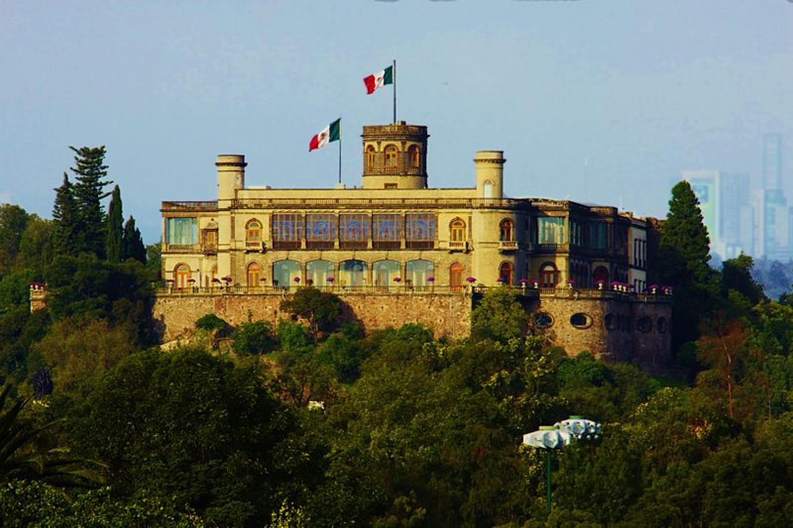 Chapultepec Castle. Credit