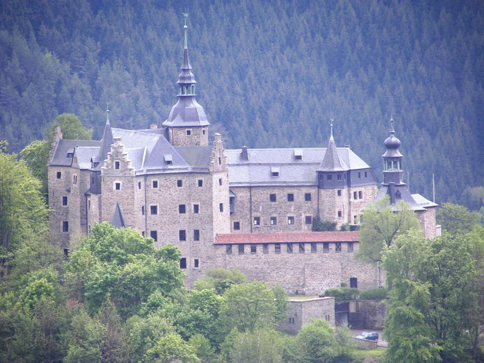 Lauenstein Burg. Credit
