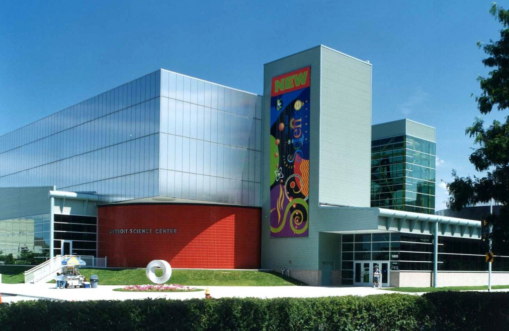 Detroit Shows Student Groups Where History Meets Progress