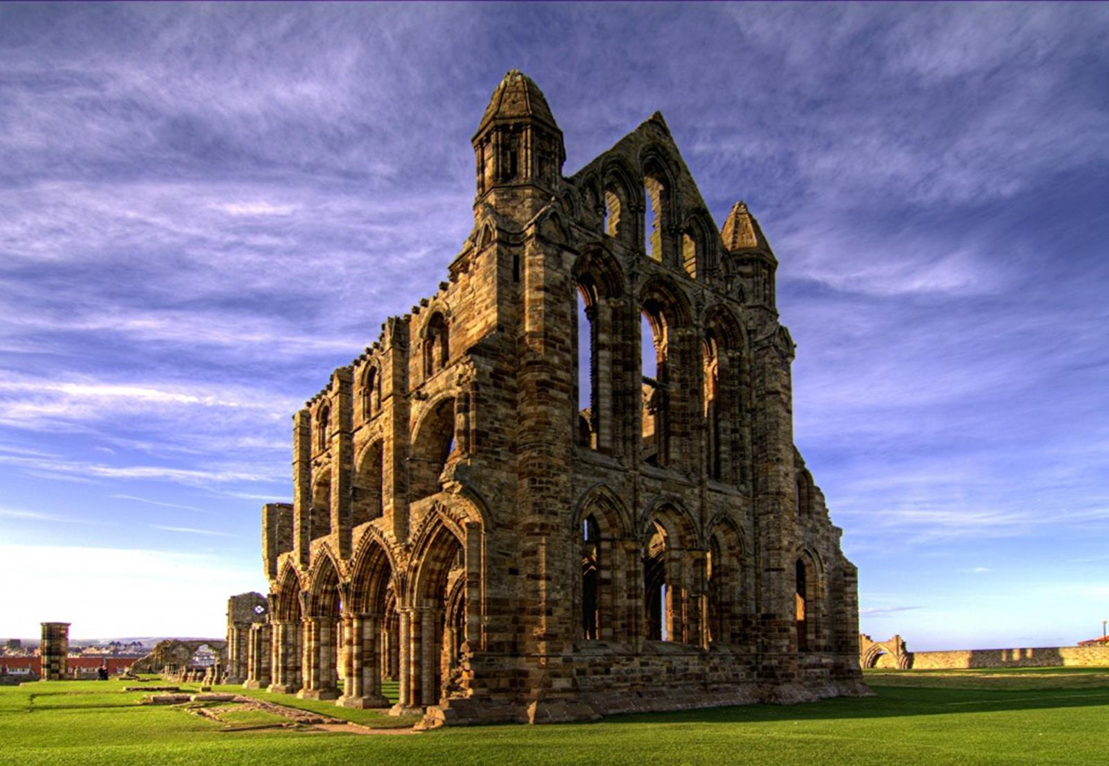 Whitby Abbey. Credit