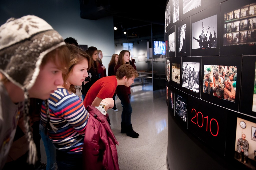 Easy and Informable Class Trips to the Newseum
