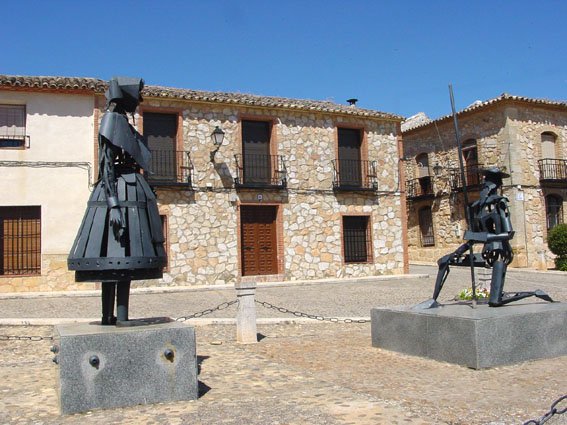 Travel through Spain in the Footsteps of Don Quixote