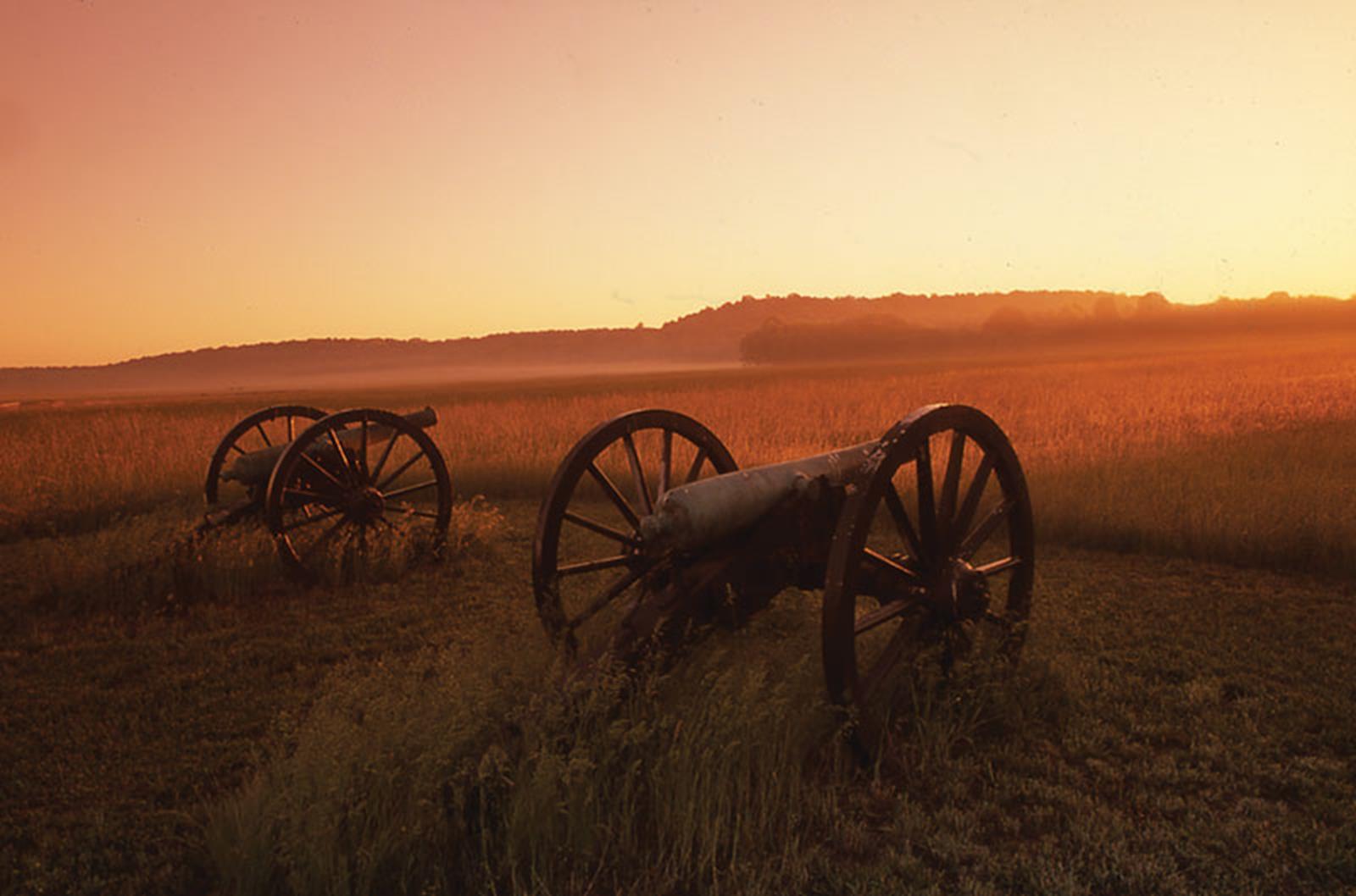 Pea Ridge Battlefield
