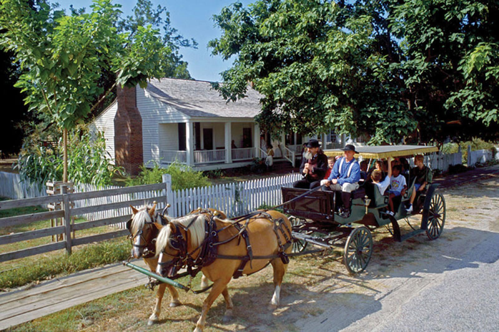 Historic Washington Carriage