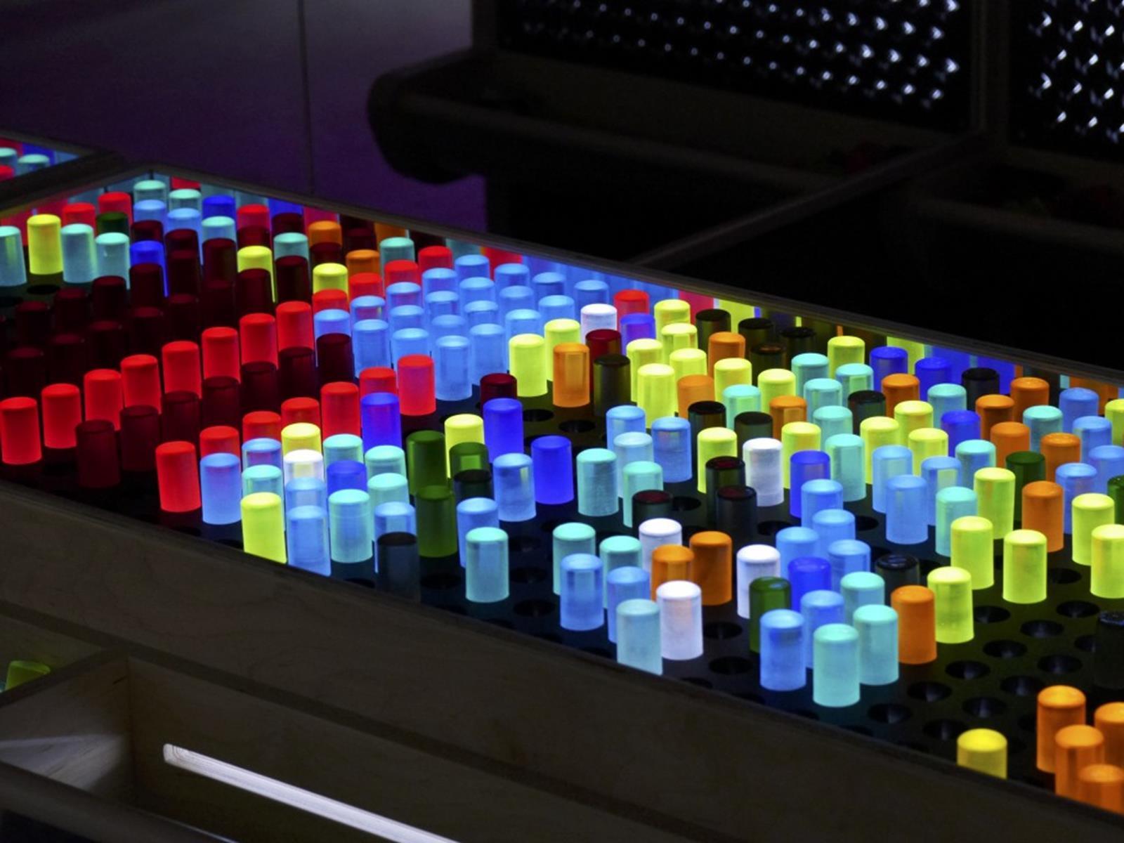 Light Lab @ The Thinkery