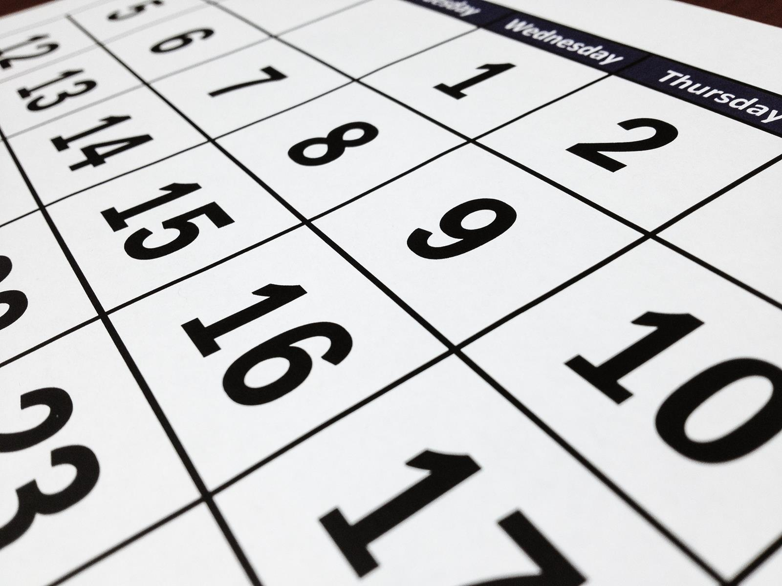 Timeline for Planning a Student Trip – 3 Months Prior