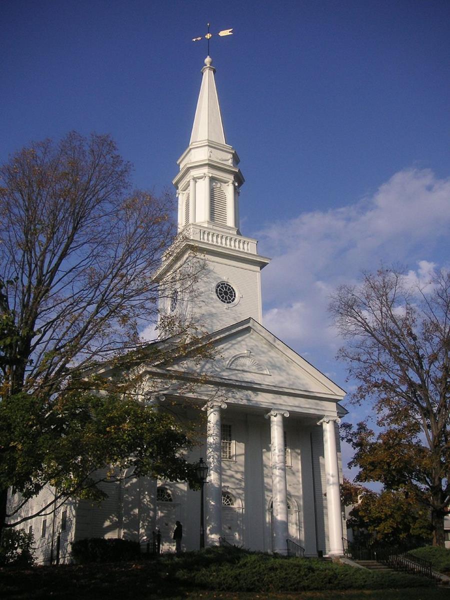 Smith College –Helen Hills Hills Chapel